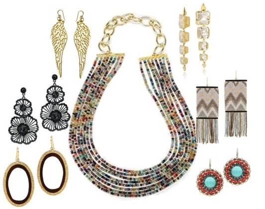 Exemples de bijoux ethniques à offrir