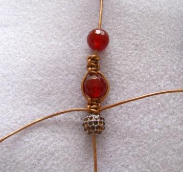 bracelet shamballa creation