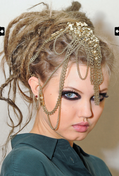 headband et barrettes