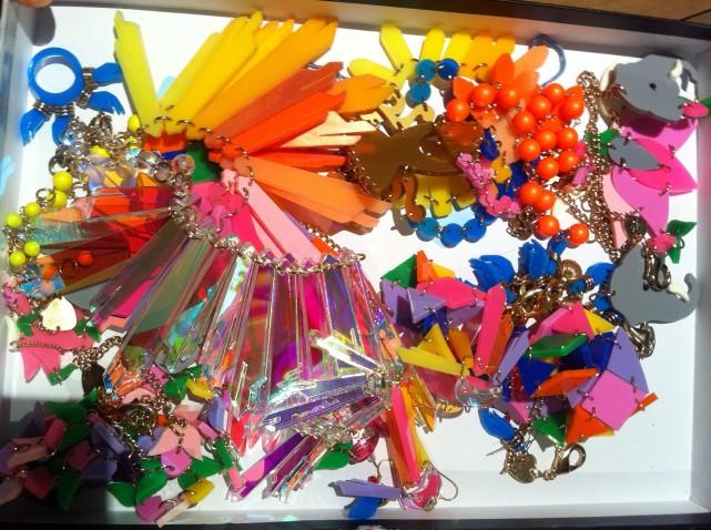 Les bijoux tendance de l'été 2013