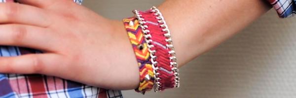 bracelet brésilien bijou