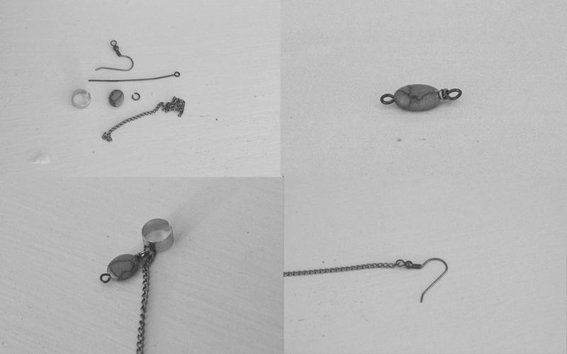 Réalisez vous même vos boucles d'oreilles Ear Cuff
