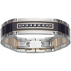 Bracelet homme Swarowski