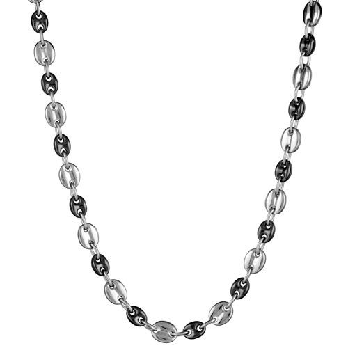 Bracelet acier design pour femme Illustration :